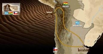 Ruta-Rally-Dakar-2015